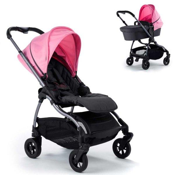 Детска количка Raspberry 2в1 Moonrock